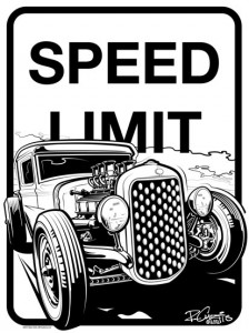 Speed Limit Collection - Pickup