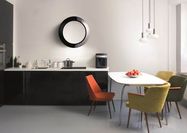 Modern Kitchen Hoods from Britannia Living 1 Contemporary Designer Cooking Hoods Embedded In Your Kitchens Design