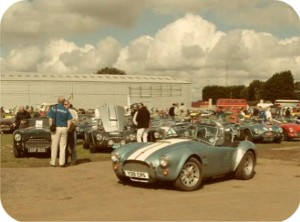 AC Cobra 50th Anniversary