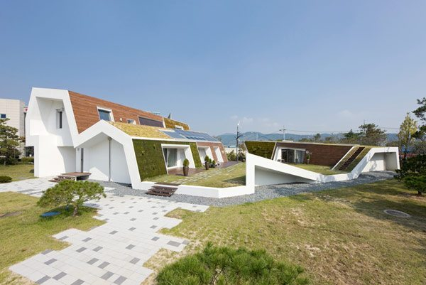 Green Residence 31 95 Green Technologies Combined to Create the Ultimate Sustainable Home in South Korea