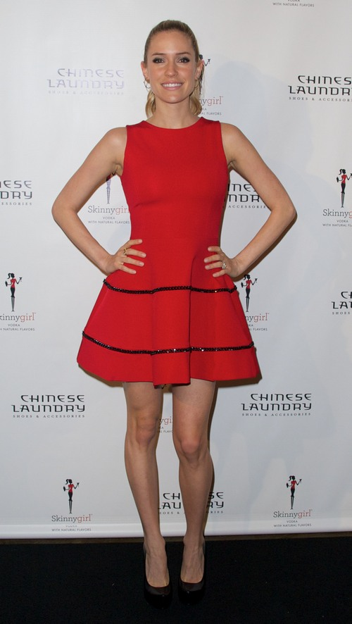Kristin Cavallari attends the Chinese Laundry Shoe Launch Party in NYC.  Photo Credit: Alberto Reyes/WENN.com