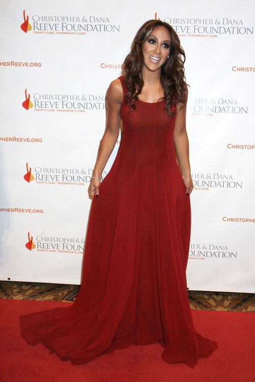 Another shot of Melissa Gorga.  Photo Credit: Michael Carpenter/ WENN.com