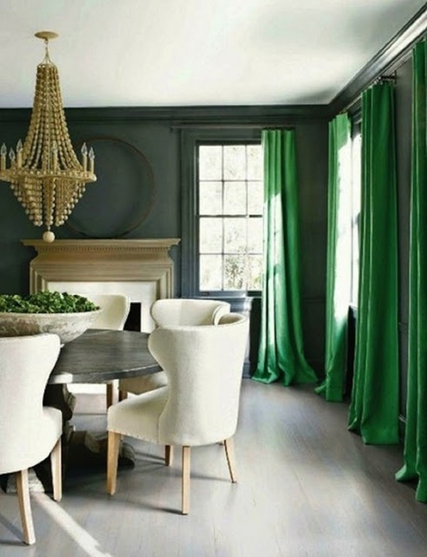 emerald interiors How Does the World of Fashion Influence The World of Interiors?