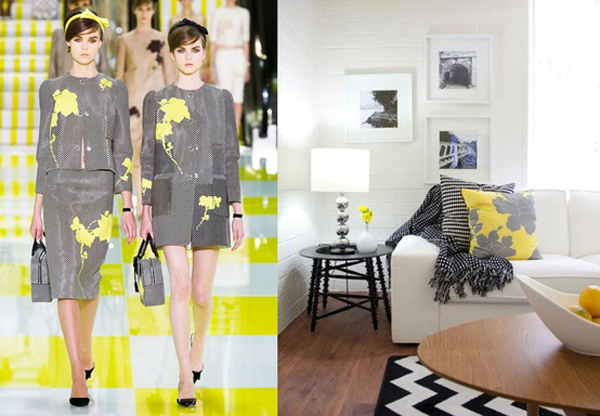 Fashion + Decor pic 1 How Does the World of Fashion Influence The World of Interiors?