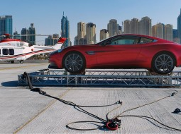 Vanquish Dubai 09 255x190 2013 will be a Golden Year for fans of Porsche, Lamborghini and Aston Martin
