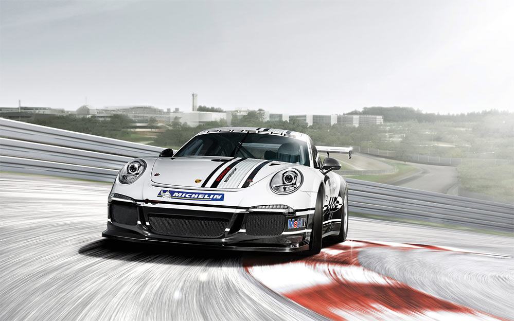 Porsche 911GT3Cup 2013 G8 2013 will be a Golden Year for fans of Porsche, Lamborghini and Aston Martin