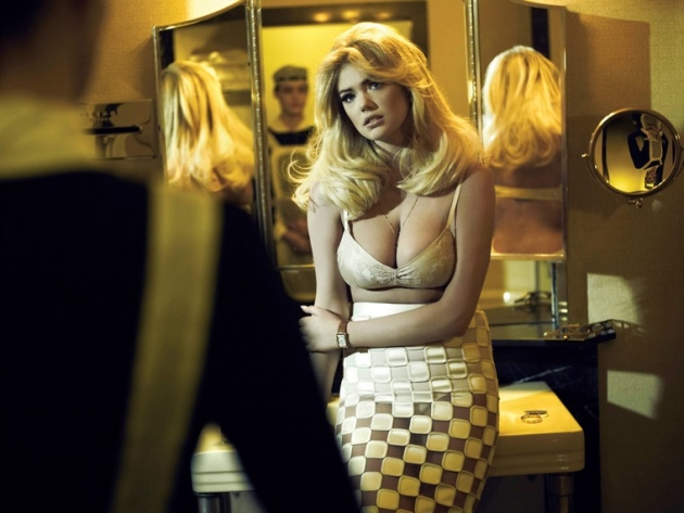 There She Is   Kate Upton Showing Off Her Voluptuous Tits Kate Upton 2
