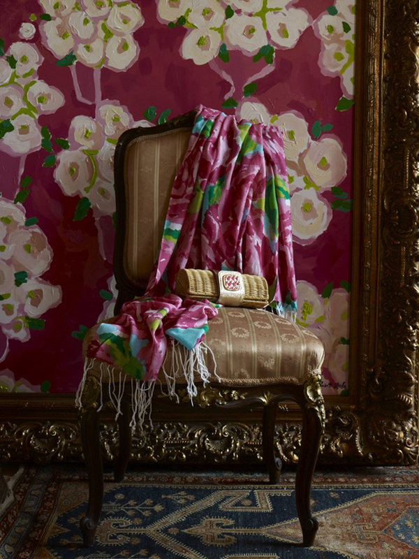 floral interiors How Does the World of Fashion Influence The World of Interiors?