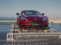 Vanquish Dubai 02 255x190 2013 will be a Golden Year for fans of Porsche, Lamborghini and Aston Martin