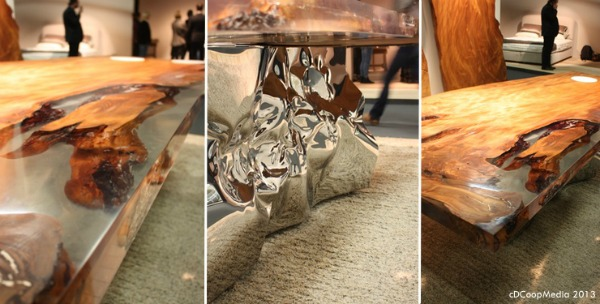 Riflessi in Laguna from Riva1920 Design Bloggers Reveal Their Top Picks from Imm Cologne 2013