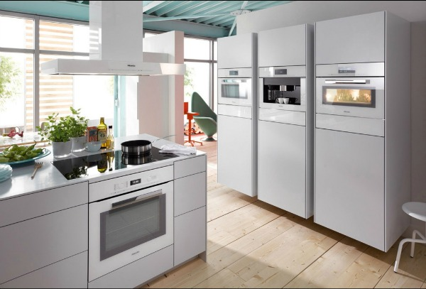 Miele Generation 6000 series PureLine Appliances Design Bloggers Reveal Their Top Picks from Imm Cologne 2013