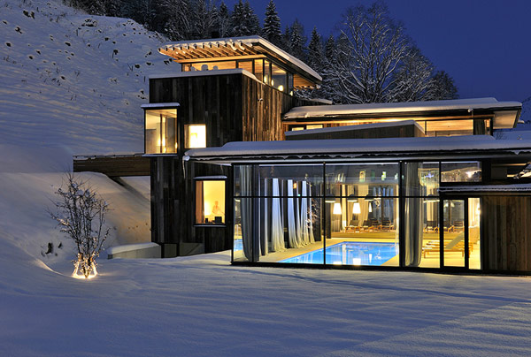 Wiesergut ski hotel 8 Charming Ski Retreat Where Nature Takes Center Stage: Wiesergut Hotel
