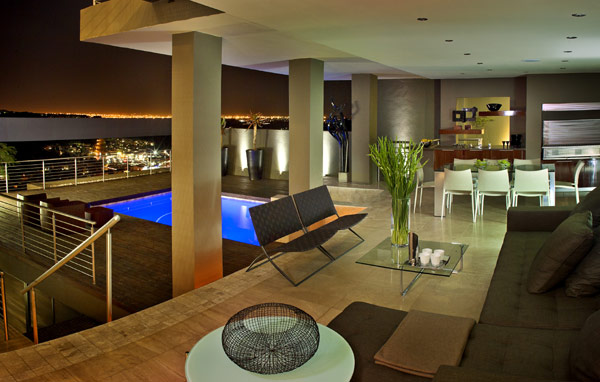 modern residence South Africa 7 Luxurious Living in Johannesburg, South Africa: House Bassonia