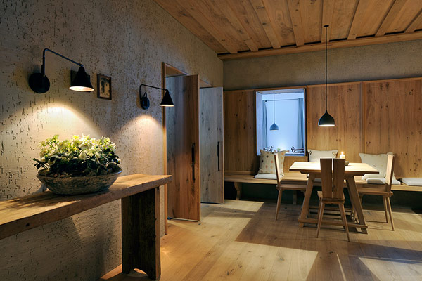 Wiesergut ski hotel 30 Charming Ski Retreat Where Nature Takes Center Stage: Wiesergut Hotel