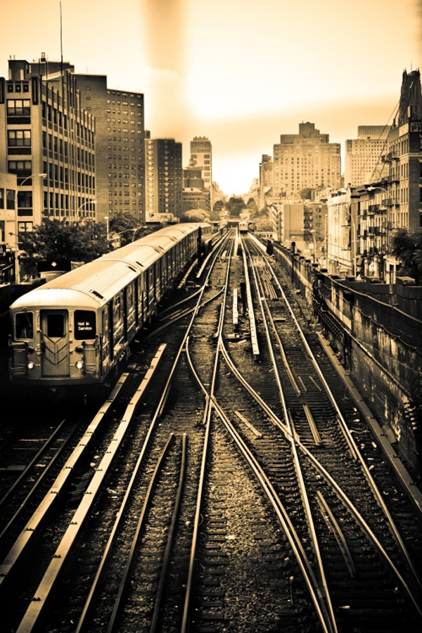 architectural photos NYC sepia How to Create Breathtaking Architectural Photographs