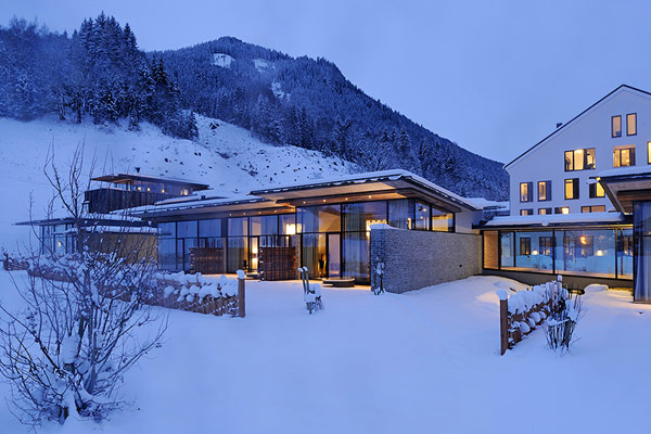 Austria ski Wiesergut hotel Charming Ski Retreat Where Nature Takes Center Stage: Wiesergut Hotel