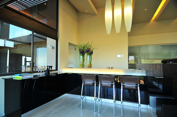 modern residence South Africa 22 Luxurious Living in Johannesburg, South Africa: House Bassonia