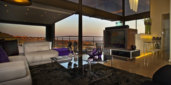 modern residence South Africa 20 Luxurious Living in Johannesburg, South Africa: House Bassonia