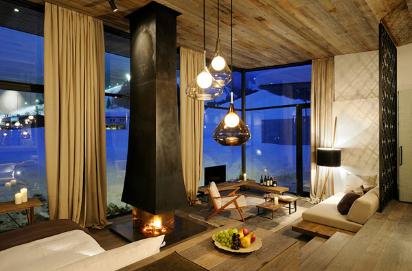 Wiesergut ski hotel 22 Charming Ski Retreat Where Nature Takes Center Stage: Wiesergut Hotel