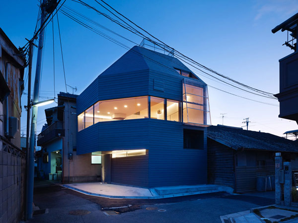 architecture Japanese Home The Japanese Way of Enhancing Living Space: House in Matsubara