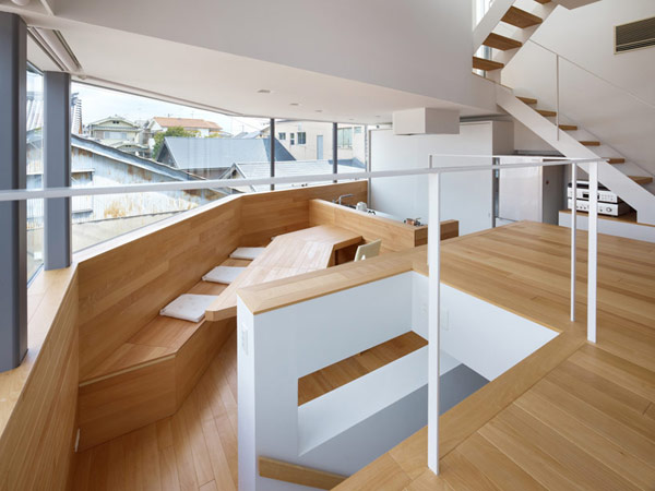 exterior Japanese Home The Japanese Way of Enhancing Living Space: House in Matsubara