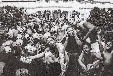 Kendrick Lamar's sophomore album 'To Pimp a Butterfly' released on iTunes and Spotify one week early