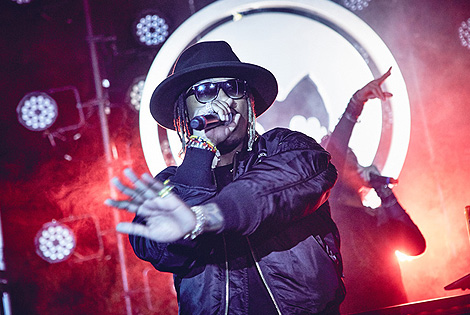 Future Launches New Hat Line in LA as part of BACARDI's 'Untameable Artist' series