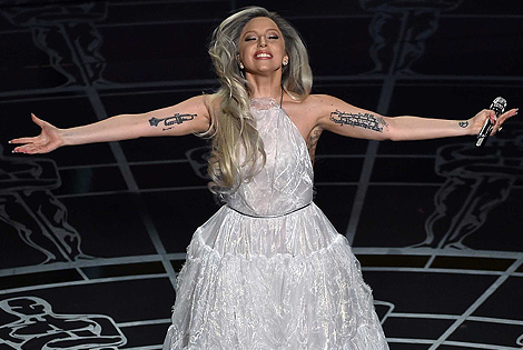 """Kesha on Lady Gaga's Powerful Oscar Performance: """"It Hit Very Close to My Heart For Obvious Reasons"""""""