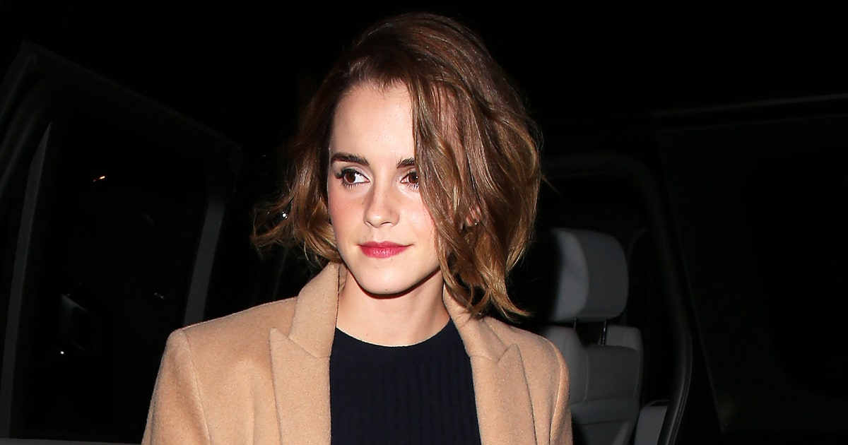 Emma Watson plans to get Justice over stolen photos