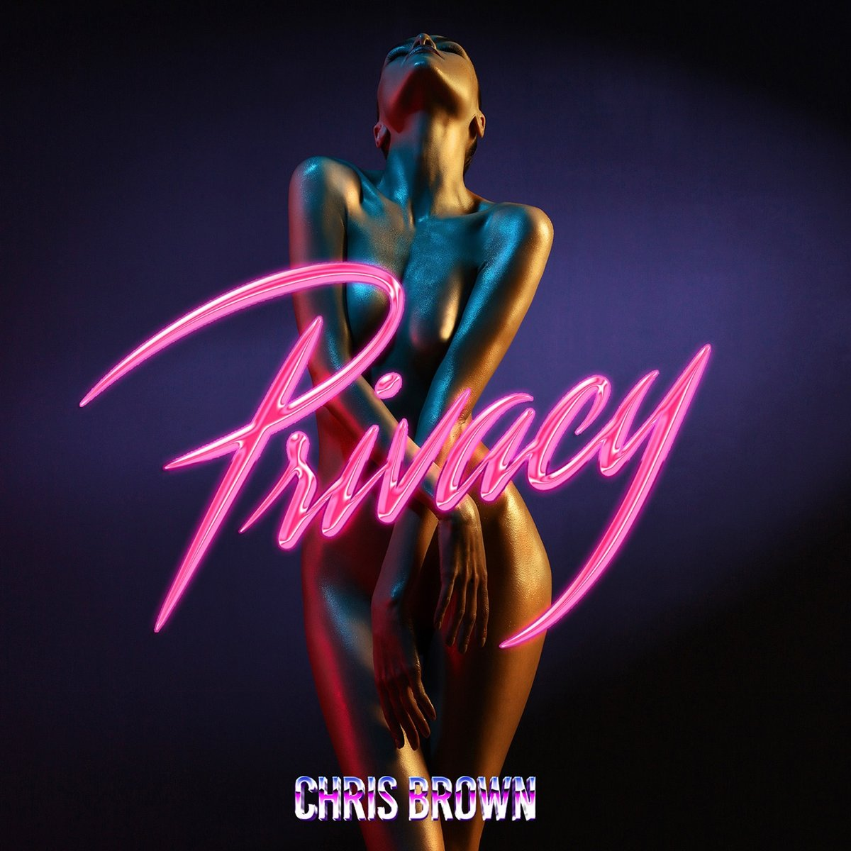 "Chris Brown Wants Good Loving, Touching & ""Privacy"""