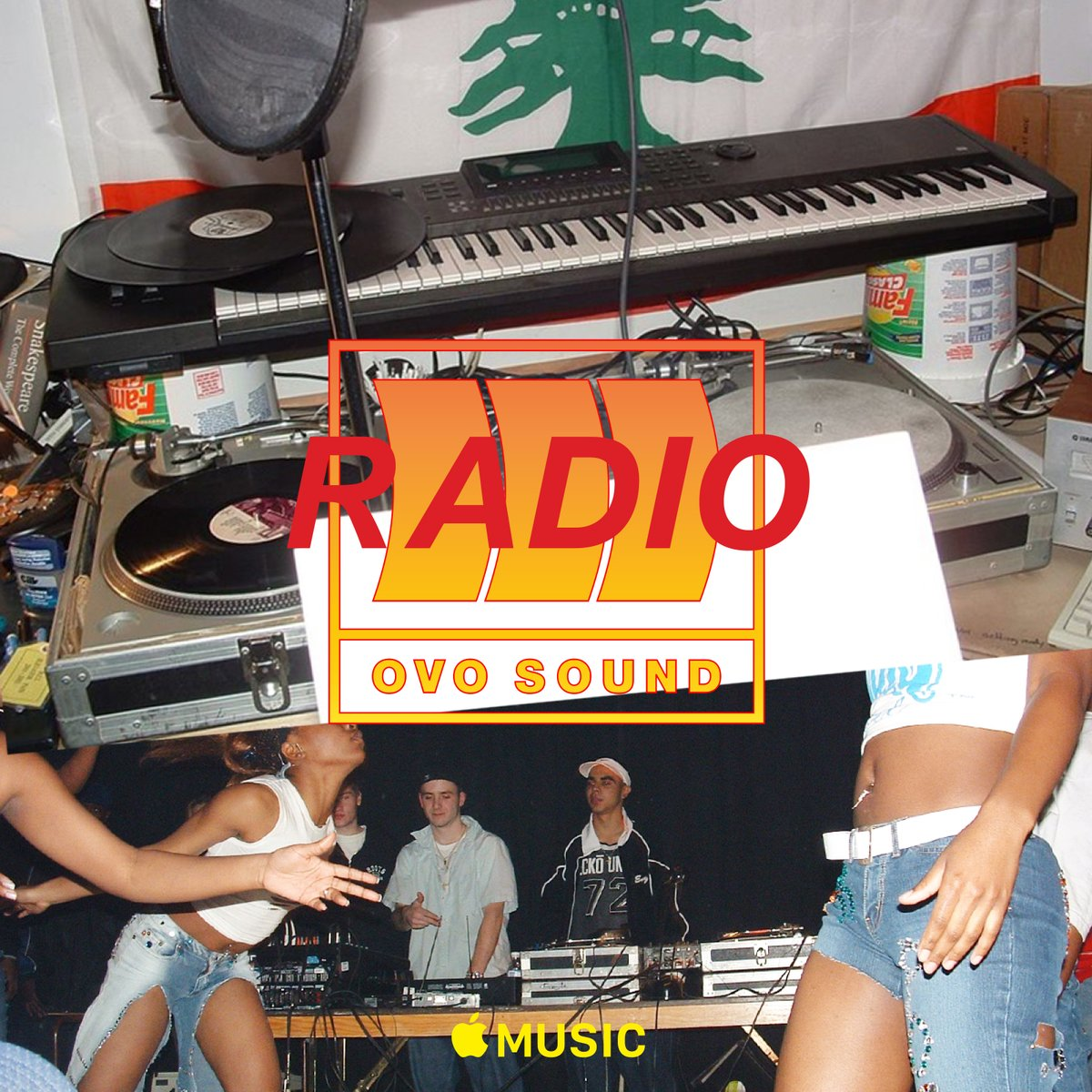 Tune into the 40th Episode of OVO Sound Radio Here