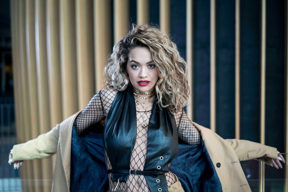 """Rita Ora Teases """"Your Song"""" Video, Hints At Album Release Date"""
