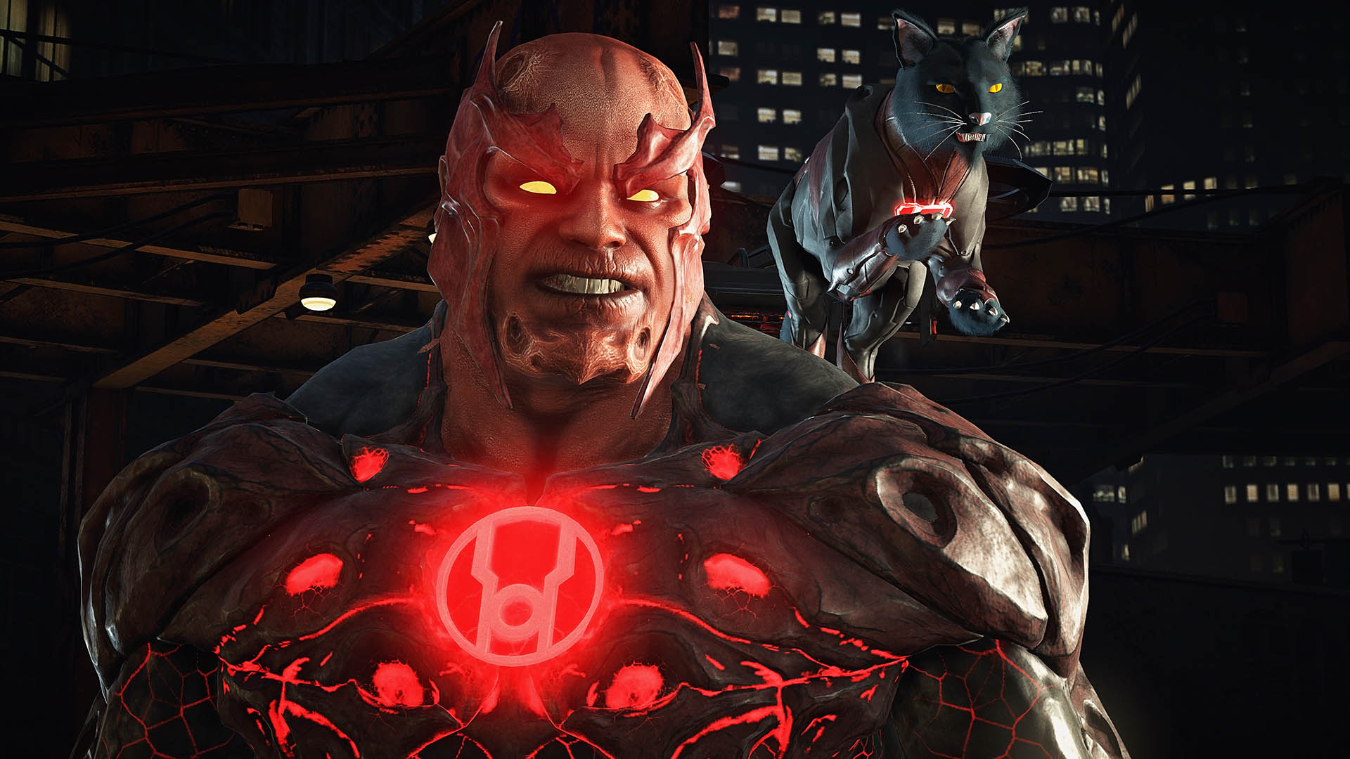 Game Review: INJUSTICE 2