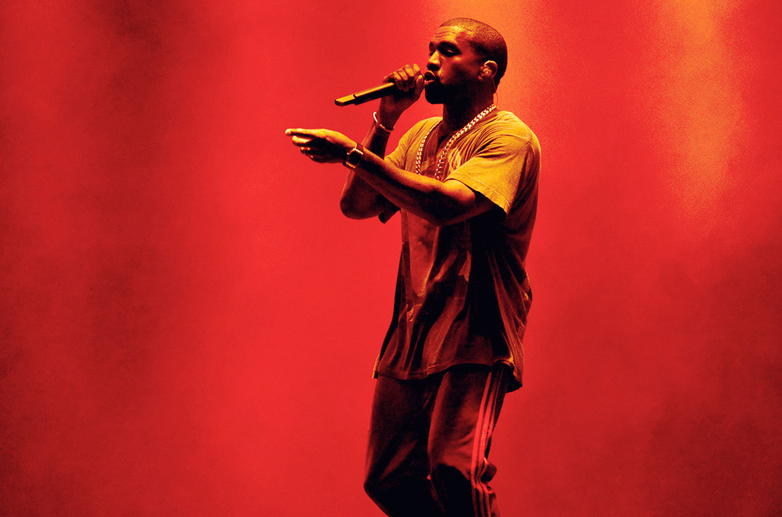 Kanye West Surprises Chicago With First Performance In Almost A Year