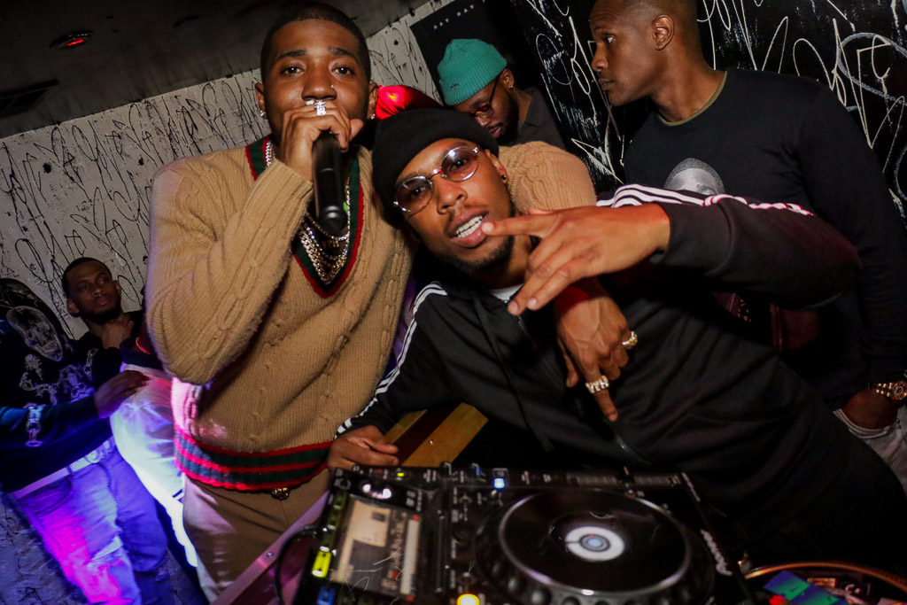 YFN Lucci Previews New Album, Ray Ray From Summer Hill, With An Intimate Listening Event in New York City
